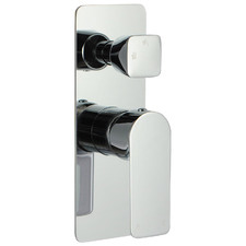 Wall Mounted Mixer with Diverter