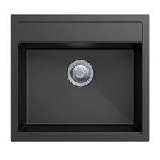 36L Carysil Granite Single Kitchen Sink Bowl