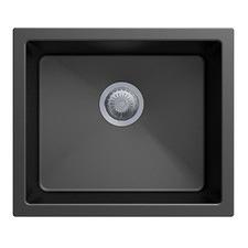 38L Carysil Granite Single Kitchen Sink Bowl