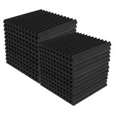 Sound Proofing Acoustic Foam Panels (Set of 24)
