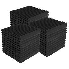 Sound Proofing Acoustic Foam Panels (Set of 48)