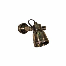 Seattle Rotatable Wall Sconce in Antique Brass