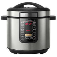 Silver Philips All-In-One Cooker
