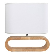 Bailey Wooden Table Lamp