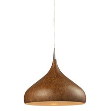 Beta Zara Wood Pendant Light