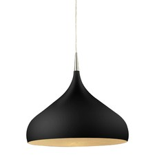 Matte Dome Zara Pendant Light