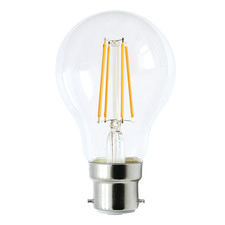 Dimmable LED Filament GLS Bulbs (Set of 4)