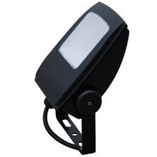 Black Slim Floodlight
