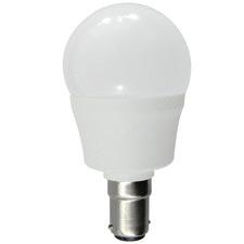 4.5cm Fancy Round LED Globes (Set of 3)