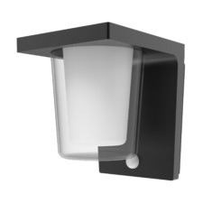 Khepri Aluminium Outdoor Sensor Wall Light