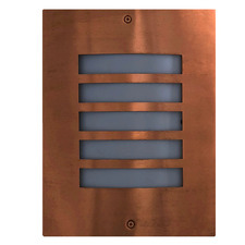 Ned Copper Outdoor Wall Light
