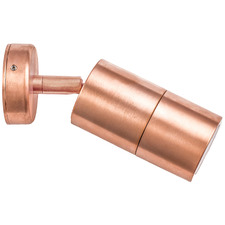 MR16 Adjustable Copper Outdoor Wall Light