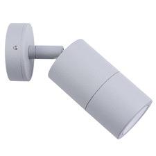 GU10 Adjustable Aluminium Outdoor Wall Light