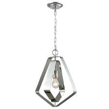 Orbita Stainless Steel Pendant Light