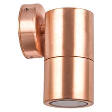 GU10 12.5cm Copper Outdoor Wall Light