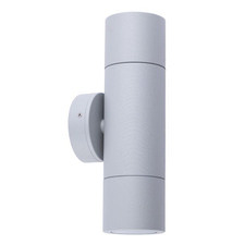 MR16 21cm Aluminium Outdoor Wall Light