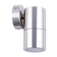 MR16 Fixed Stainless Steel Outdoor Wall Light