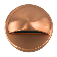 9.8cm Copper Step Light