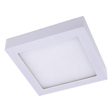 6W Square Dimmable Oyster Light