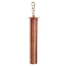 Copper Tree Outdoor Pendant Light