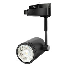 1 Circuit GU10 Track Light Fitting