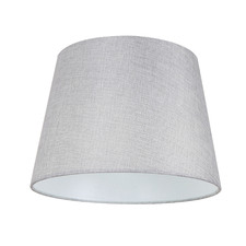 Linen Slant Lamp Shade