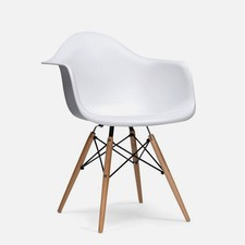 Eames Replica Daw Armchair (Set of 4)