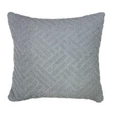 Thatch Soft Grey Cushion