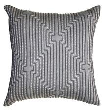 Lane Soft Grey Cushion