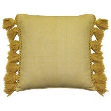 Panache Yellow Cushion