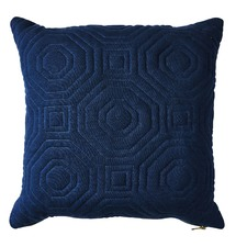Geometric Stella Ink Cushion
