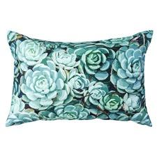 Succulent Spring Green Cushion