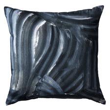 Oona Black & White Cushion