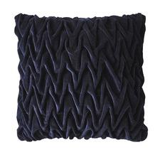 Comino Sapphire Velvet Cushion