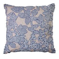 Niece Appliqued Floral Cushion