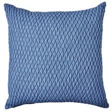 Avignon Blue Bell Cushion