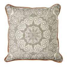 Tranquil Coral Cushion