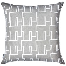Diane Line Drawing Linen Cushion
