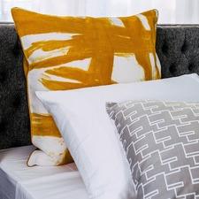 Paint Brush European Pillowcase