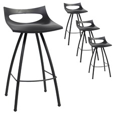 Diablito Stackable Stools (Set of 4)