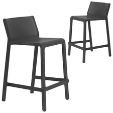 65cm Trill Stackable Barstools (Set of 2)