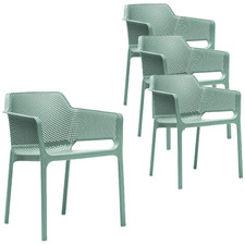 Seraphina Outdoor Armchairs (Set of 4)