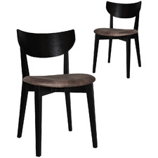 Tennyson Dining Chairs with Eastwood Donkey Seat (Set of 2)