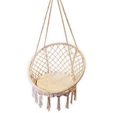 Macramé Hanging Chair