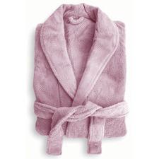 Blush Microplush Bath Robe