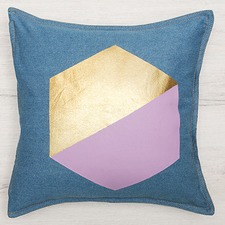 Geo Gem Cushion