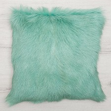 Thea Faux Fur Cushion