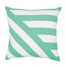 Deco Cushion Filled Lagoon