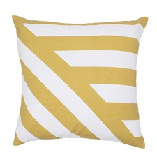 Deco Cushion Filled Ochre