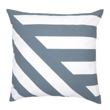 Deco Cushion Filled Slate